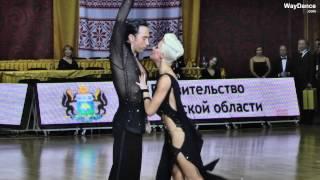 getlinkyoutube.com-Michael Malitowski & Joanna Leunis   Golden Gate Siberia 2013   Fragments