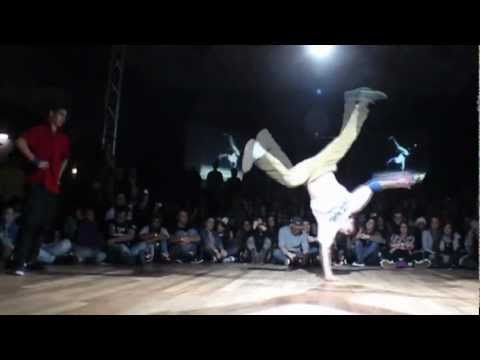 B-Boy Gipsy [Predatorz/Illusion of Exist] - Powermoves Trailer 2012