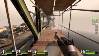 getlinkyoutube.com-Left 4 Dead 2: La Parroquia - Mision 5 : Puente