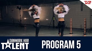 getlinkyoutube.com-Tea Keis & Malene Andersen - anden audition - Danmark har talent