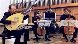 getlinkyoutube.com-TELEMANN HORN CONCERTO YOFIN Baroque Ensemble Zurich