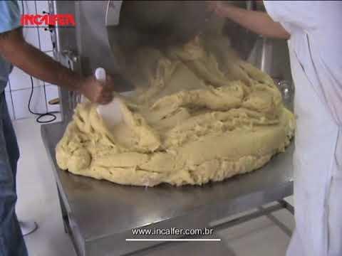 Incalfer - Masseira para salgados - MSP180