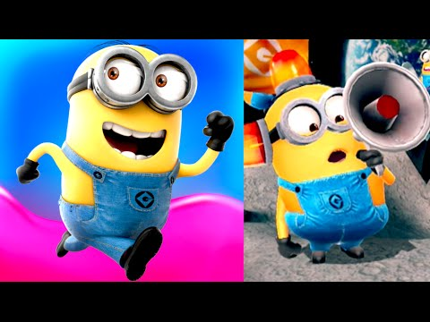 BEE-DO MINION!!! Despicable Me: Minion Rush Jelly Lab Gameplay Walkthrough #7 (iPhone, iOS, Android)