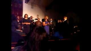 Nikki Ross / Anthony McBeth & United Praise