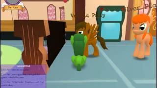 getlinkyoutube.com-Green Bean and Sapare Play Legends of Equestria Part 1