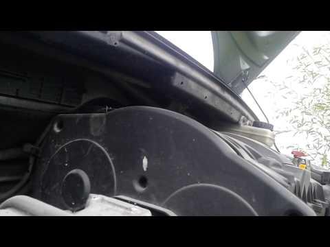Peugeot 307 Tu5jp4 Звук с пустым католизатором