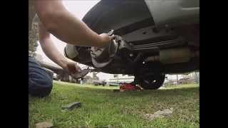 getlinkyoutube.com-How To Change Truck Back Brakes 99-06 Chevy Silverado GMC Sierra 1500