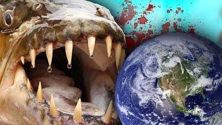 getlinkyoutube.com-GOLIATH SWALLOWS EVERYTHING!!!   Feed and Grow Fish #2