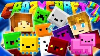 getlinkyoutube.com-Minecraft Crazy Craft 3: Epic Inventory Pet - Speed Race! #46