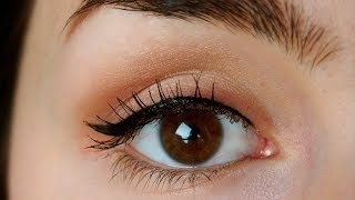 getlinkyoutube.com-How To Apply Eyeliner Like a PRO! Simple and Quick!