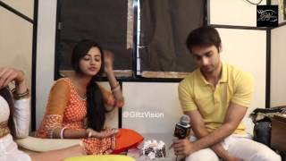 getlinkyoutube.com-Short Chit Chat with Helly Shah and Varun Kapoor