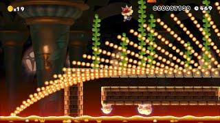 getlinkyoutube.com-【Super Mario Maker】クリア率0% マリカーTA元世界チャンプの鬼畜コースに挑戦【マリオメーカー】