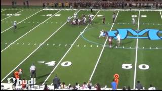 Anthony Hernandez Football Highlights