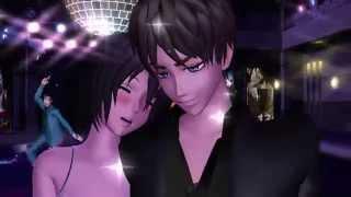 getlinkyoutube.com-Dance My Generation - MMD-PV