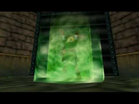 "Legend of Zelda Ocarina of Time Walkthrough 12 (4/5) ""Shadow Temple: Part 3"""