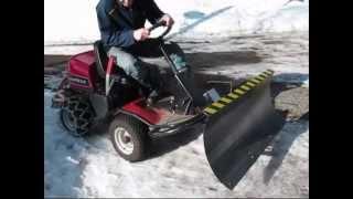 getlinkyoutube.com-Jonsered FRH 13M rider + winter