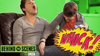 Smosh > IAN BREAKS ANTHONY'S BALLS (BTS)