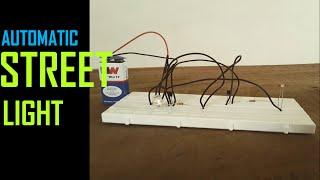 getlinkyoutube.com-How To Make AUTOMATIC STREET LIGHT