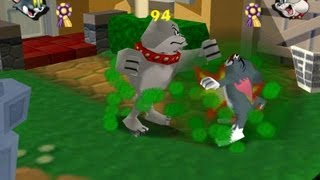getlinkyoutube.com-تختيم لعبة توم اند جيري (سبايك) ( Tom and Jerry (Spike