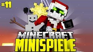 getlinkyoutube.com-SCHLIMMSTES Weihnachten EVER?! - Minecraft Minispiele #11 [Deutsch/HD]