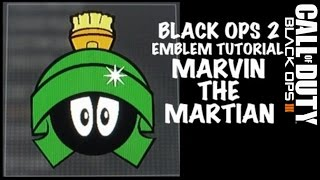 getlinkyoutube.com-Black ops 3 Marvin the Martian emblem tutorial black ops 2