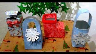 getlinkyoutube.com-como hacer dulceros bolos con material reciclable tetrapack tetrabrick