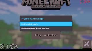 getlinkyoutube.com-Как создать сервер на minecraft pocket edition