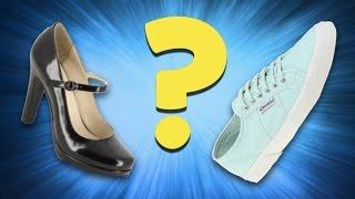 getlinkyoutube.com-Hangi Ayakkabı Daha Pahalı? - Anne Terliği Ödüllü Yarışma