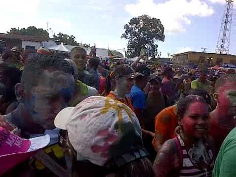 FIESTA DEL MONO DE CAICARA DE MATURIN 28 DE DICIEMBRE DE 2012