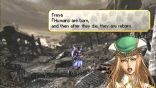 Valkyrie Profile:  Lenneth - Part 11 - Asgard Hill:  Ending A