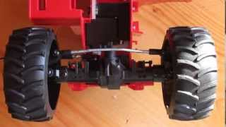 getlinkyoutube.com-BRUDER MANITOU MLT-633 TURBO RC skręt