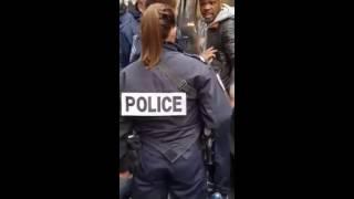 getlinkyoutube.com-Police municipale vs un seul mec