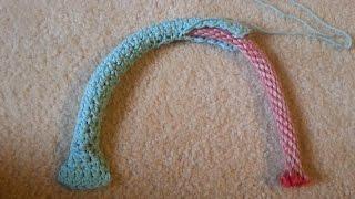 getlinkyoutube.com-CROCHET How to CROCHET ROPE HANDLES  #TUTORIAL #123