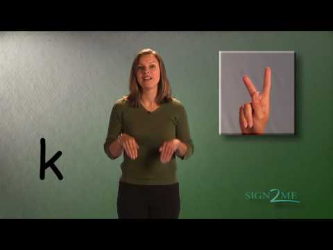 ABC Phonics Song - ASL Letters and Symbols Tutorial
