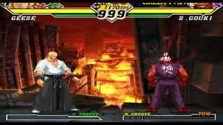 getlinkyoutube.com-Capcom vs SNK 2 Playing Emulador Demul + All Roms Atomiswave,Naomi 1 e 2