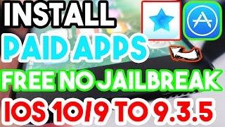 getlinkyoutube.com-Updated New Install Paid Apps No Jailbreak/Crash iOS 10/9.3.5/9.3.3 On iPhone/iPod/iPad Via AppCake