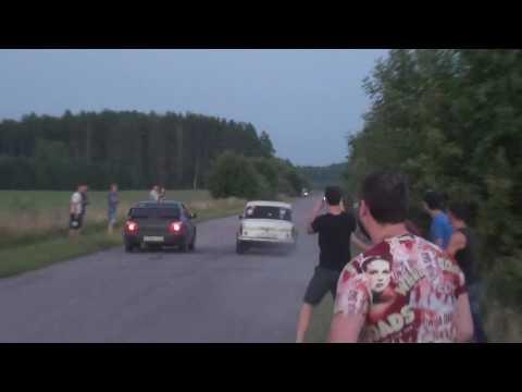 [Drag 30.07.16] Москвич Турбо vs Subaru Impreza STI