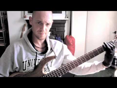 'How to practice Arpeggios' Pt 1 - BASS LESSON with Scott Devine
