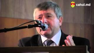 Avram Micinschi, discurs de Ziua pedagogului 2013