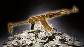[Payday 2] Golden AK.762