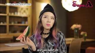 getlinkyoutube.com-[Supa A Team] K-Style - The Three Faces of K-Style Arabic sub