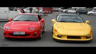 getlinkyoutube.com-Mitsubishi GTO Garrett Single Turbo - The Project