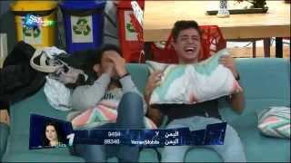 getlinkyoutube.com-علي الفيصل وإيهاب أمير وسهرة ضحك 1 _ستار اكاديمي 11