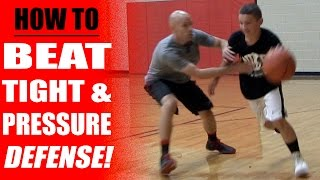 How To Beat Tight Defense - Basketball Drills - Basketball Training - Pressure Defense | Snake