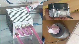 water cooler 100% caseiro (e como fazer na descrição)/water cooler 100% homemade