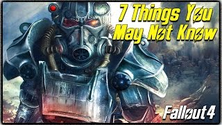 getlinkyoutube.com-7 Things You May Not Know About Fallout 4 (Secret Features)