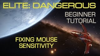 getlinkyoutube.com-Elite Dangerous   Mouse Tutorial   Fix mouse sensitivity and deadzone to defeat the Solar Fluke