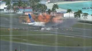 getlinkyoutube.com-St. Maarten Crash (FSX)