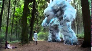 "getlinkyoutube.com-OUAT ""The snow monster"" scene s04e01 [Part 2]"