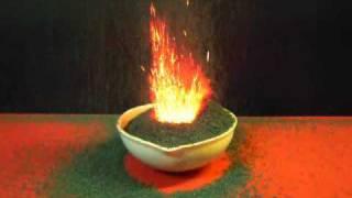 getlinkyoutube.com-Cool Chemical Volcano